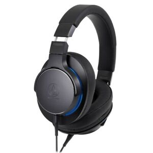Audio-Technica headphone ATH-MSR7B-BK High res dynamic Sealed type black
