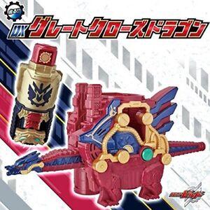 BANDAI-Kamen-Masked-Rider-Build-DX-Great-Cross-Z-Dragon-w-Tracking-NEW