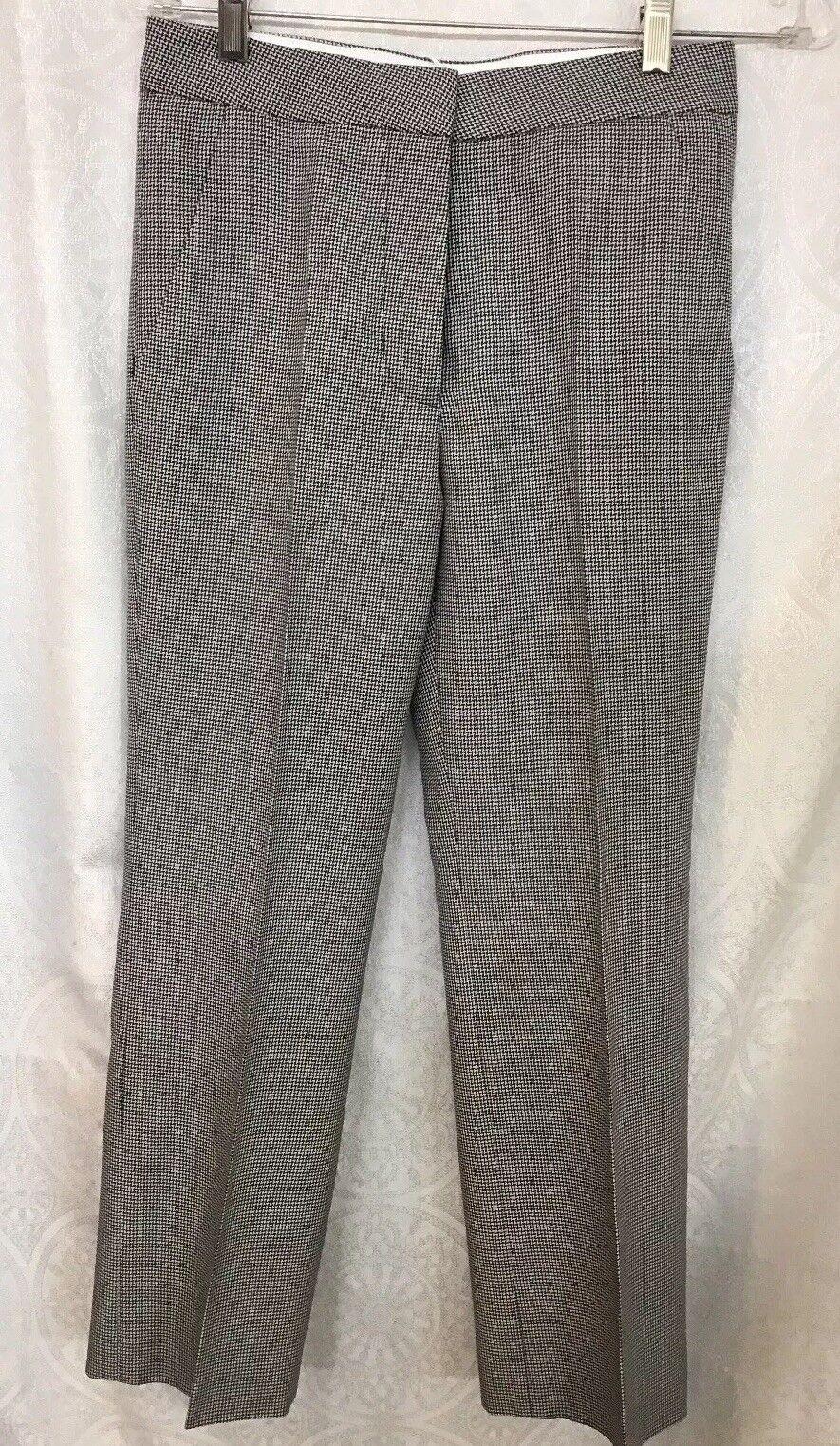 Stella McCochetney Pantalones Delgada  Negro y blancoo Corto Nuevo Con Etiquetas  525 euro Talla 36  Nuevos productos de artículos novedosos.