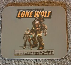MechAssault 2 Lone Wolf Promotional Coaster, Free Postage