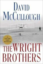 The Wright Brothers by David McCullough (2015, Hardcover)