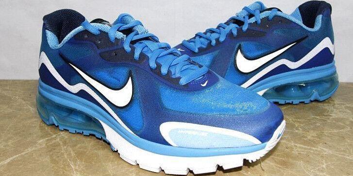 Nike Air Max Alpha 2011+ Sneaker Neu Gr:43 US:9,5 Sneaker 2011+ 90 95 97 NZ R4 Metallic Blau 28fd2a