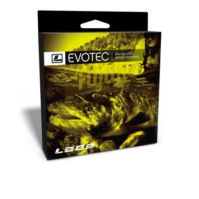 LOOP Fly Line Evotec 85 Floating fly line 28/' head