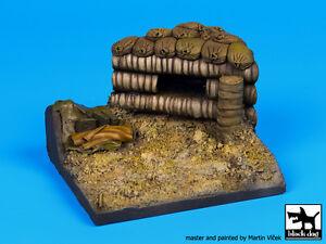 Blackdog Models 1/35 BUNKER Resin Display Base