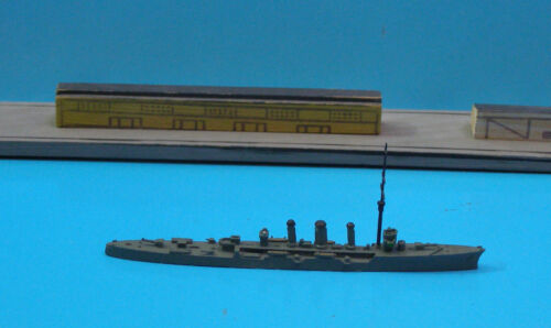 KOB 1:1250 1 St. Navis 143 ARETHUSA grün Kreuzer GB 1914 Fertigmodell