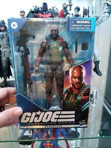 Hasbro G.I. Joe Classified Series Roadblock 01 Action Figure NEW MIB