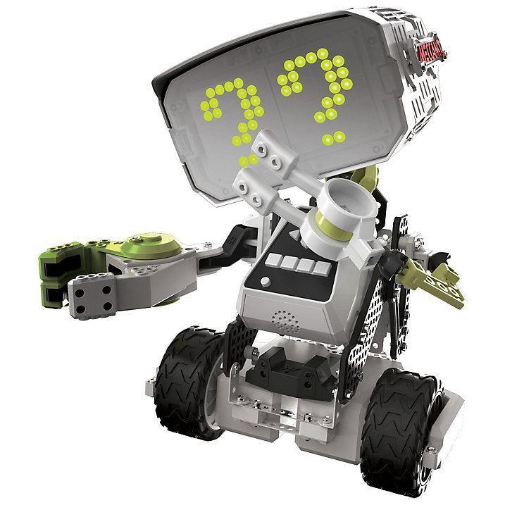 Meccano 30cm M.A.X. Advanced Xfactor 332Pcs Robot  6040732