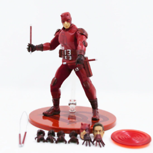 Marvel Super Hero Daredevil1 12 Action Figure Toys Birthday Gift
