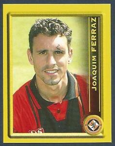 PANINI-SCOTTISH-PREMIER-LEAGUE-2000-148-DUNDEE-UNITED-JOAQUIM-FERRAZ