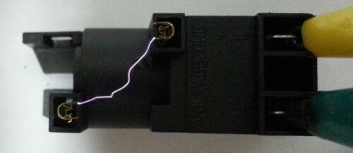 Zündtrafo Zündmodul isolated high voltage ignition transformer 230V to 40kV puls