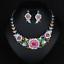 Fashion-Wedding-Caystal-Rhinestone-Choker-Bib-Necklace-Statement-Bridal-Jewelry thumbnail 63