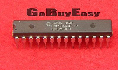 HM6264ASP-12 Manufacturer:HITACHI Encapsulation:DIP28,8192-word x 8-bit High