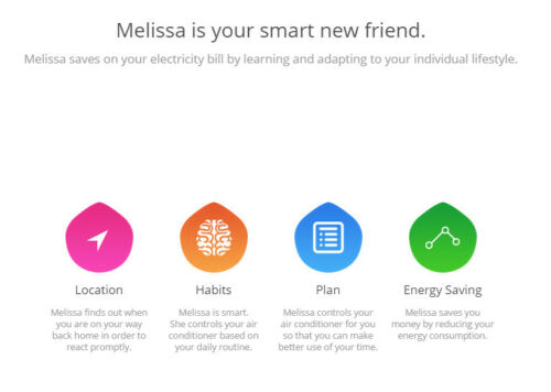 Melissa WiFi SMART CLIMATE CONTROL OF YOUR AIR CONDITIONER