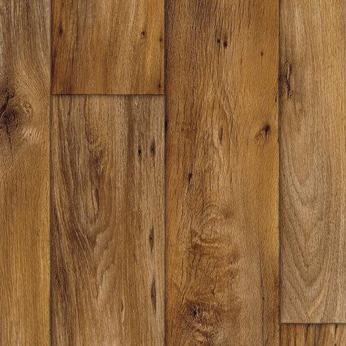 PVC CV Vinyl Bodenbelag Holz Rustikal dunkel 2m 3m 4 m Breite  /m²