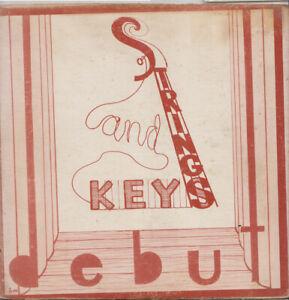 """Charles Mingus Strings and Keys Debut 10"""" LP"""