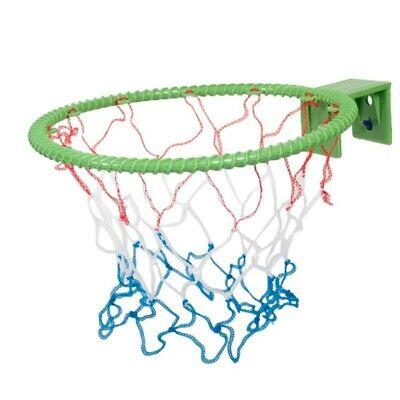 Mini canasta baloncesto 22'5 x 27 x 4'7 cm colores surtidos