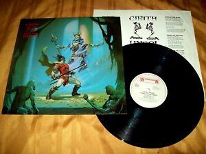CIRITH-UNGOL-King-of-the-Dead-LP-ORIGINAL-DUTCH-1984-Roadrunner-Records-RR-9832