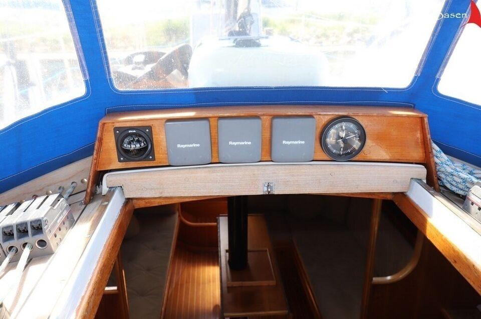 Sweden Yacht - Comfort 34, årg. 1977, skrogmateriale