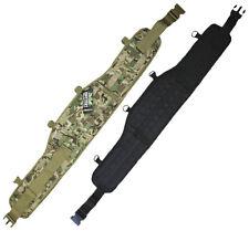 Kombat Battle Belt - Black or BTP / Multicam MTP Match Tactical Molle PLCE Belt