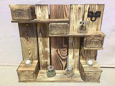 Sideboard aus weinkisten  Fair recycelt collection on eBay!