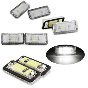 Plafones-led-de-matricula-para-Bmw-E46-Coupe-99-03-luz-blanca-homologados