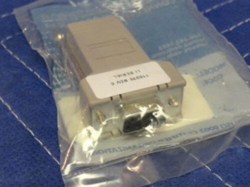 RJ45 8x8 Jack Q24 L-Com Modular Telecom Adapter Shielded QTY-1 DB9 Female