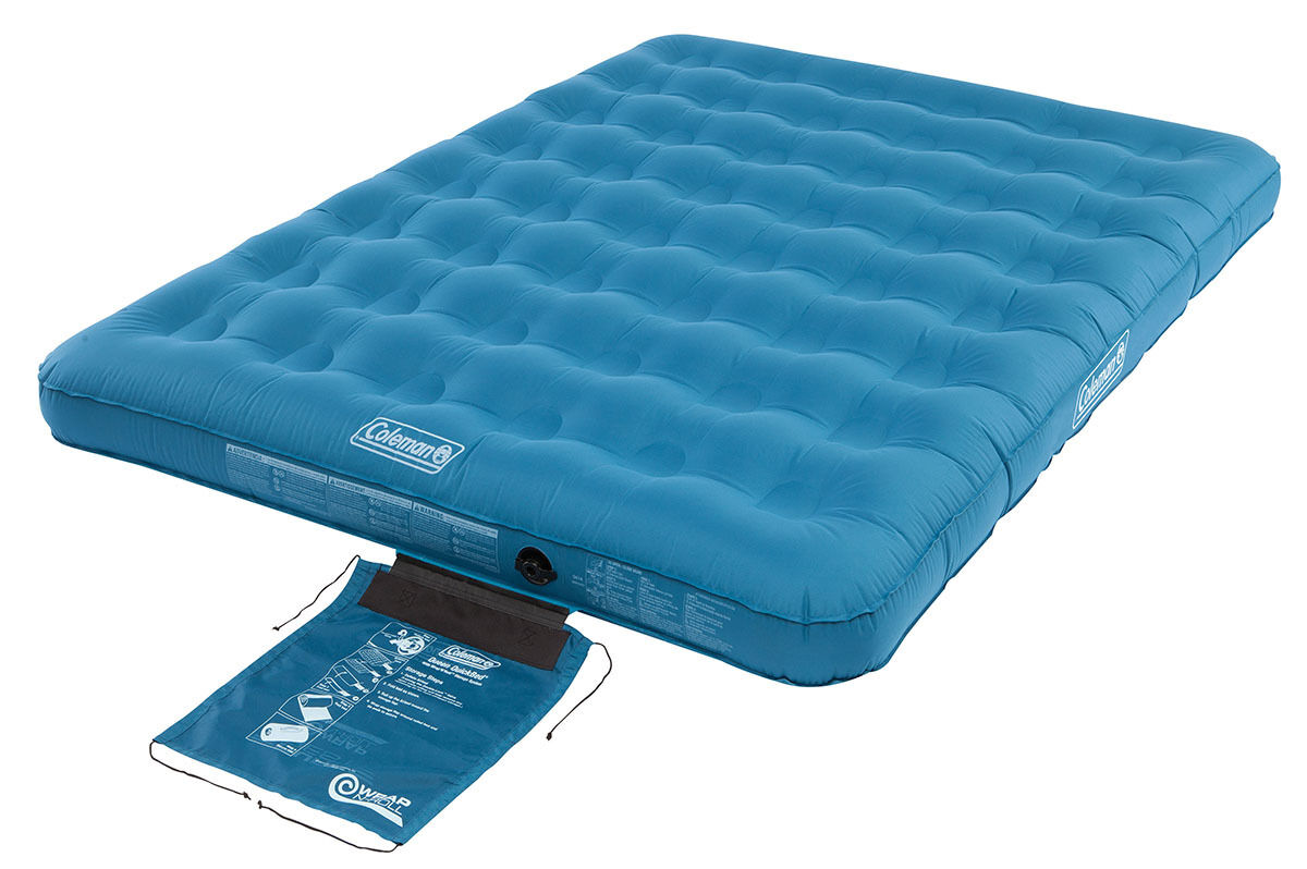 Airbed -  Coleman DuraRest Double Airmattress