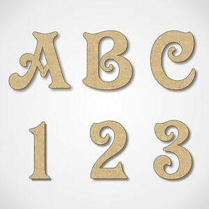 MDF-Letters-Numbers-Wooden-Decoration-Words-3mm-Thick-MDF-Victorian-Alphabet