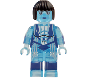 Details About New Custom Cortana Halo Master Chief Spartan Xbox Block Minifigure