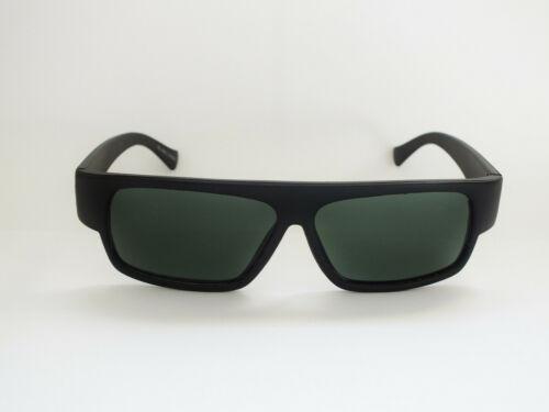 Schwarze Sonnenbrille Old School Locs EAZY-E Gangster Flat Top Sunglasses Matt