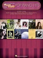 Pop Piano Hits Sheet Music E-z Play Today Book 000100266