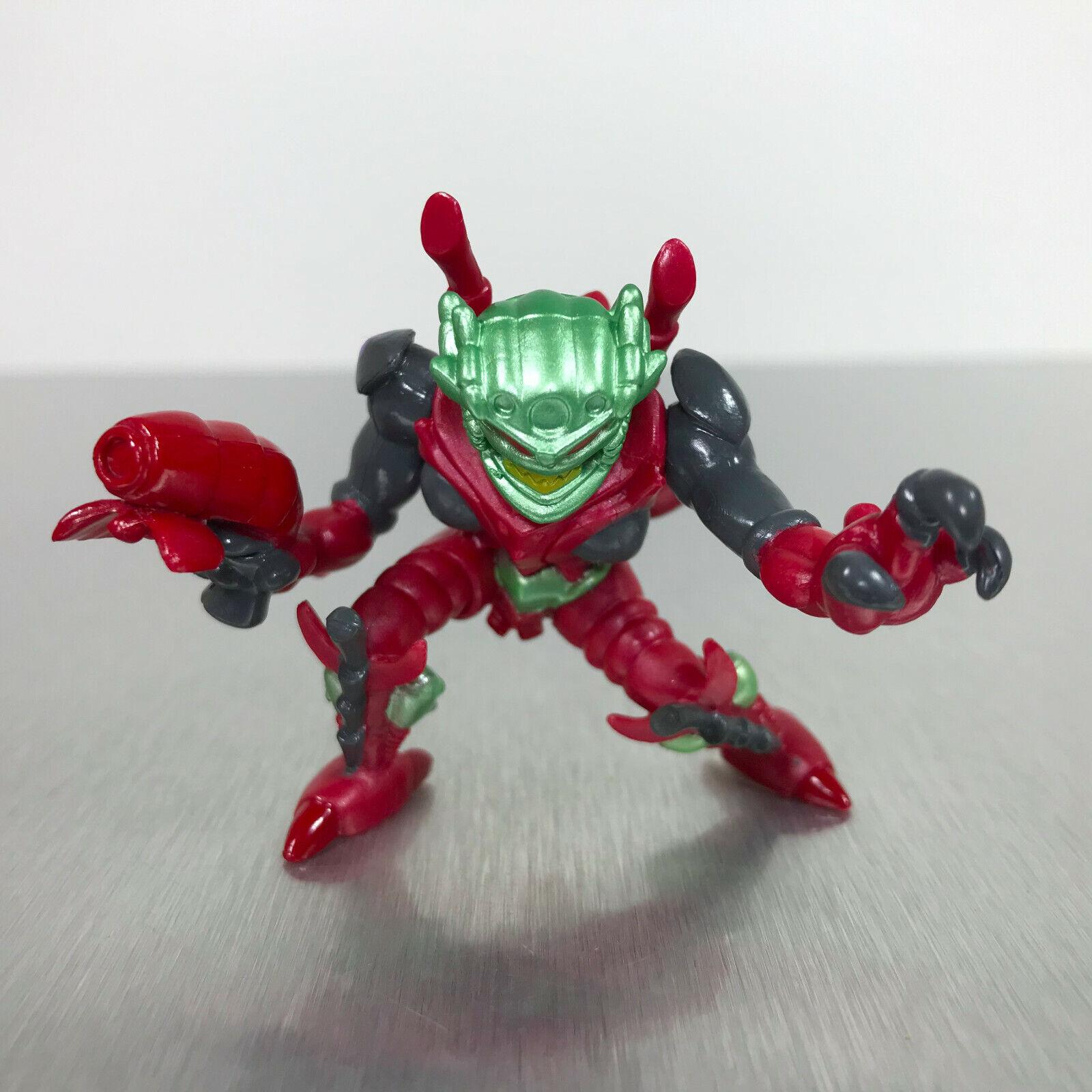 Transformers Robot Heroes INFERNO cifra Unreleased Wave 5 Beast guerras
