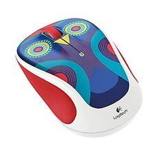 NEW Logitech M325c Wireless Mouse, Owl