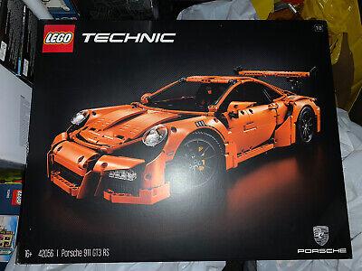 LEGO Technic Porsche 911 GT3 RS (42056) Rare Retired Adult ...