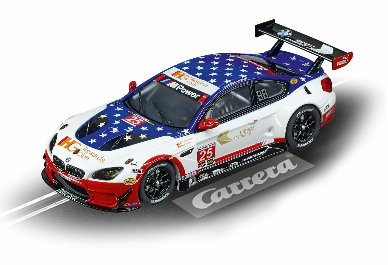 BMW M6 GT3 Team Rll No 25 Carrera Digital 132 Auto