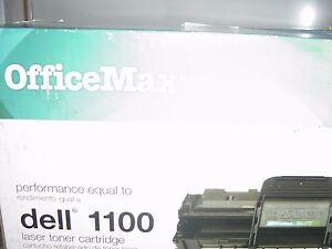 GC502 1110 Printer Black Toner Cartridge For Dell 1100 310-6640