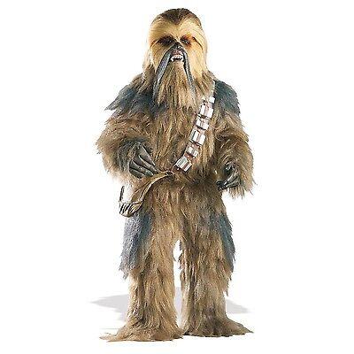 Rubie's Star Wars Supreme Edition Adult Chewbacca Costume, Standard | 909878