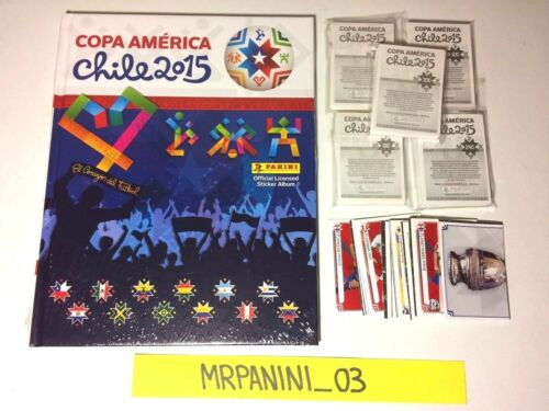 GOULART COPA AMERICA CILE-CHILE Panini 2015 Figurine-Sticker BRASIL n 225 R