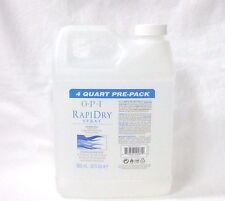 OPI Nail Treatment RapiDry Rapid Dry Nail Polish Dryer Refill 32oz/960ml