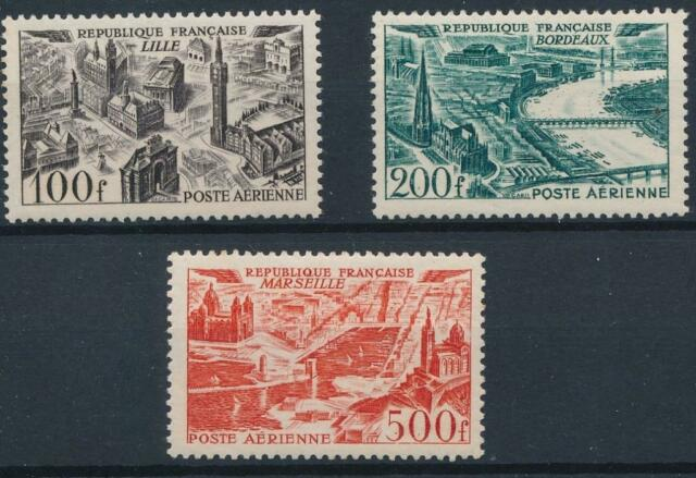 [38219] France 1949 Good lot airmail stamps Very Fine MNH