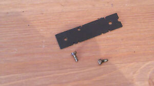 Hornby class 49  left hand conrod and crosshead assy with screw & spacer