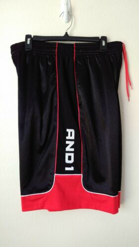 **** New Mens Basketball Shorts by And1.**Adjustable Elastic Waist Size 5XL.****
