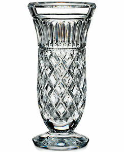 Waterford-8-034-Footed-Vase-New-in-Box