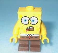 "SPONGEBOB #01B Lego Spongebob ""SHOCKED LOOK"" NEW Genuine Lego 4981"