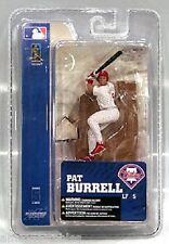 "McFARLANE 3""- MLB 5 -PHILADELPHIA PHILLIES - PAT BURRELL - 7,5cm FIGURA"