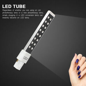 9W-16LEDS-Electronic-Phototherapy-LED-Lamp-Light-Bulb-For-Nail-Art-UV-Gel-AF