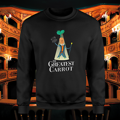The Greatest Carrot Jumper Unisex Kevin Family Christmas Presents