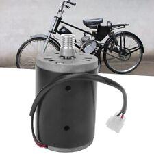 24v 220v 100w 500w Electric Bike Scooter Dc Brush Electric Motor Chain Wheel