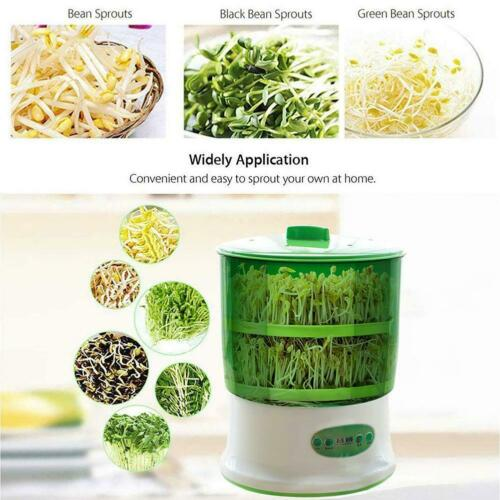 Automatic Sprouter Machine Household Vegetable Bean Machine Sprouts Growing M2N2