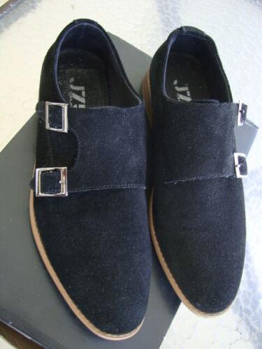 8 portées fois en Taille deux initial 2 Chaussures 325 noires daim habillées 00 coût 1 IwYq5n7pBx